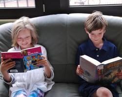 Menu: Elternbibliothek