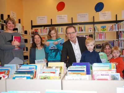 Eröffnung Elternbibliothek