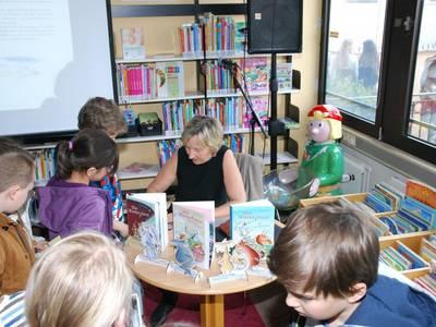 Lesung mit Ute Krause
