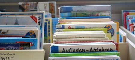 Bilderbücher in der Lesebox ©Katrin Förster