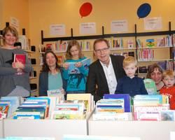 Menu: Eröffnung Elternbibliothek