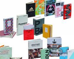 Menu: 25 Schönste Deutsche Bücher