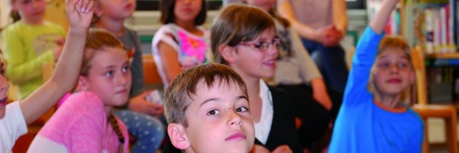 Bilderbuchkino für Kita- und Grundschulkinder